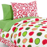 Kay Linda Gioia Polka 8-pc. Bed Set