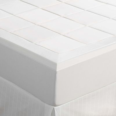 Forever Fresh 1 1/2-in. Memory Foam Mattress Topper