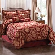 Pryce 7-pc. Reversible Comforter Set
