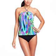 Apt. 9 Splatter Swim Separates