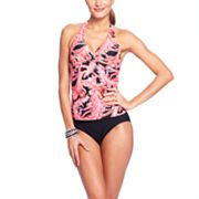 Chaps Printed Swim Separates