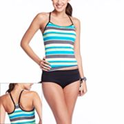 Nike Striped Swim Separates