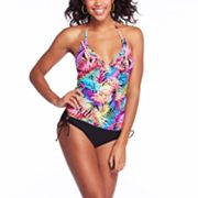 Candie's Palm Leaf Swim Separates