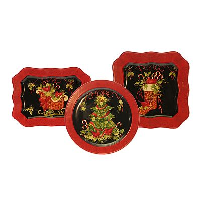 Certified International Vintage Christmas Collection