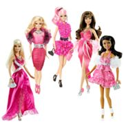 Barbie Pinktastic Dolls by Mattel
