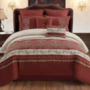 HFI Bella Scroll 8-pc. Comforter Set