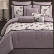 HFI Heather Floral 8-pc. Comforter Set