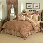 Veratex Castille 4-pc. Paisley Comforter Set
