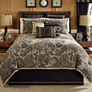Veratex Alamosa Floral 4-pc. Comforter Set