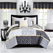 Seventeen Dot to Dot Bedding Coordinates