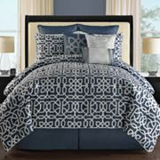 Metropolis Westerly 9-pc. Reversible Comforter Set