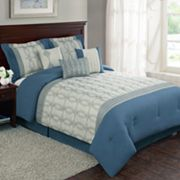 Home Classics Connor 7-pc. Comforter Set