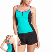 ZeroXposur Colorblock Swim Separates