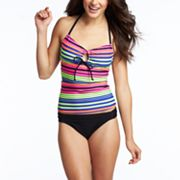SO Striped Swim Separates