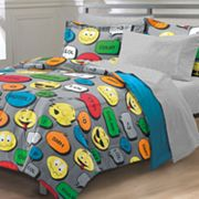 My Room Emoticon Bed Set