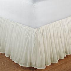 Voile Bedskirt