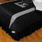 Oakland Raiders Bedding Coordinates