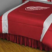 Detroit Red Wings Bedding Coordinates