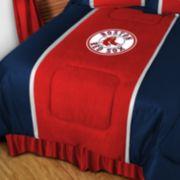 Boston Red Sox Bedding Coordinates