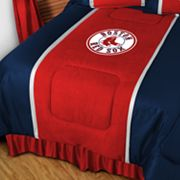Boston Red Sox Bedding Coordinates