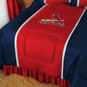 St. Louis Cardinals Bedding Coordinates
