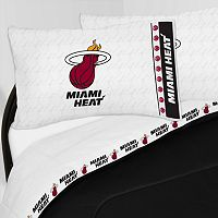 Miami Heat Sheet Set