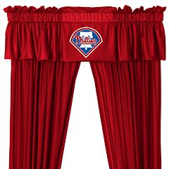 Philadelphia Phillies Window Treatments