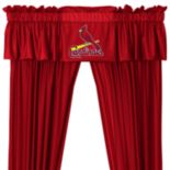 St. Louis Cardinals Window Treatments