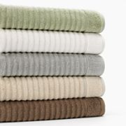 Apt. 9 Quick-Drying Wave Bath Towels