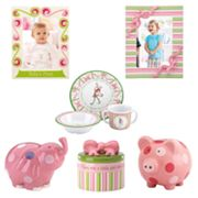 Merry Go Round Little Girl With A Curl Nursery Coordinates