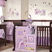 Lambs and Ivy Garden Safari Bedding Coordinates