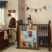 Lambs and Ivy Giddy Up Bedding Coordinates