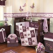 Lambs and Ivy Luv Bugs Bedding Coordinates