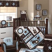 Lambs and Ivy Rock 'N Roll Bedding Coordinates