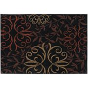Orian Collection Josselin Indoor Outdoor Patio Rug