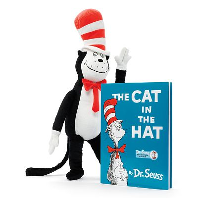 Kohl's Cares Dr. Seuss The Cat In The Hat Collection