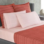 Apt. 9 Ripple Percale Sheet Set
