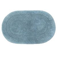 Gracious Solid Double Reversible Bath Rug