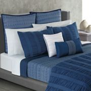 Apt. 9 Ripple Quilted Coverlet
