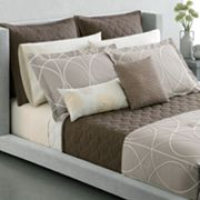 Apt. 9 Lattice Quilted Coverlet