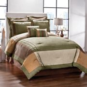Woodland Pieced 8-pc. Comforter Set