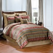 Hickory Street 8-pc. Reversible Comforter Set