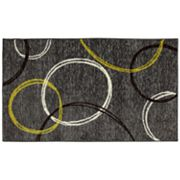 Sleek Urban Circle Rug