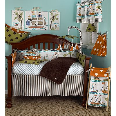 Cotton Tale Aye Matie Bedding Coordinates