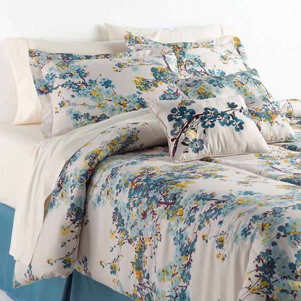 kohls alexis floral comforter set questions answers how