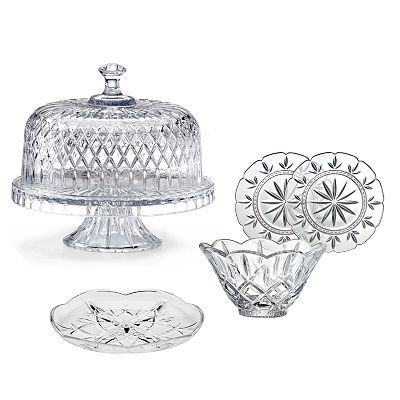 Gorham Lady Anne Crystal Collection