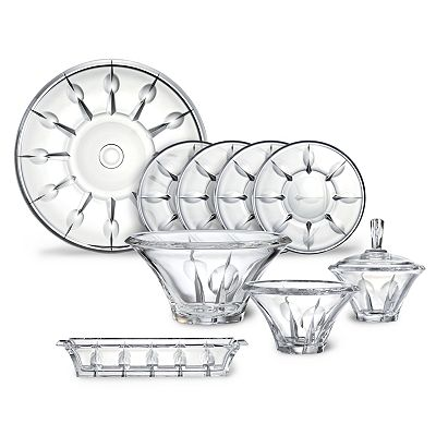 Gorham Hartfield Crystal Collection