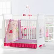 Bacati Fairy Land Bedding Coordinates