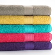 The Big One Brights Bath Towels