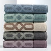 Simply Vera Vera Wang Links Bath Towels